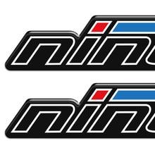 Autocollant de protection de panneau latéral   Tampon de réservoir, pour BMW R NINE T NineT Pure brouilleur NineT/5 autocollant de moto, Logo demblème de carène