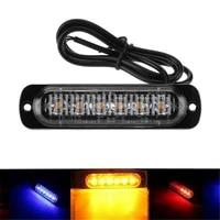 universal led light flashing function warning lights fits for cars trucks motorcycle dirt bike