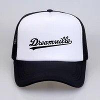 j cole same style dad hat summer mesh trucker cap dreamville baseball cap hip hop men women brand jermaine cole hats bone