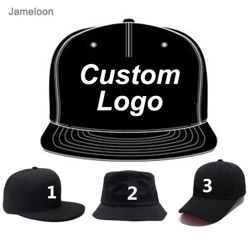 Custom Baseball Hat Customize Design Logo 3D Embroidery Text Fitted Hiphop Tennis Golf Snap Back Trucker Hat Custom Snapback Cap