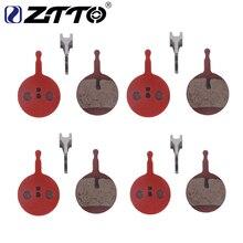 ZTTO 4 paires vtt VTT vélo Semi-métallique plaquettes de frein pour MERIDA géant AVID BB5 PROMAX étrier