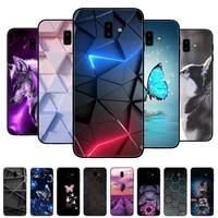 for samsung j6 j6 2018 case silicon back cover phone case for samsung galaxy j6plus 2018 j6 j6 plus j610 j 6 soft bumper funda