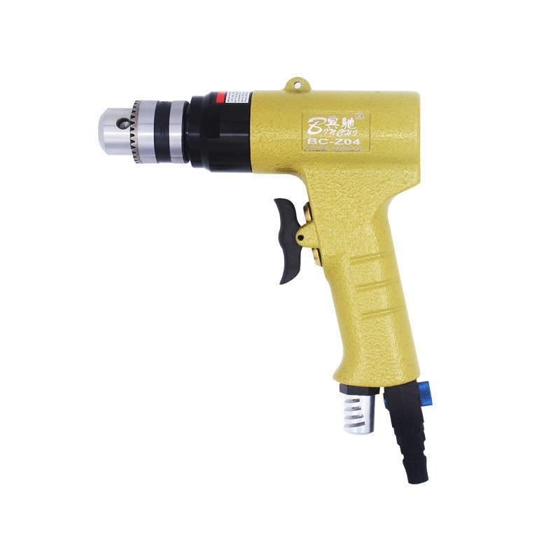 Bc-z04 حفر الهواء 3/8 قابل للتعديل سرعة الهوائية مسدس الحفر التنصت على بندقية التنصت على آلة حفر الهواء ماكينة حفر