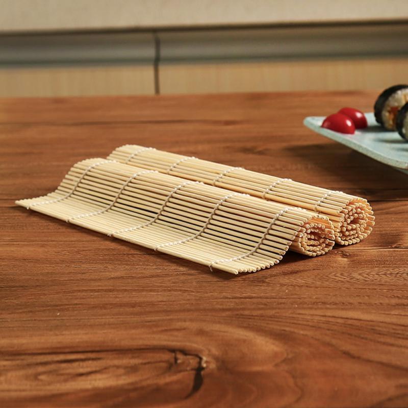 Фото - Бамбуковый Коврик для суши, бамбуковый инструмент для прокатки суши, занавески для суши, роллы, поднос, кухонный ручной инструмент, 1 шт. printio лонгслив суши и роллы