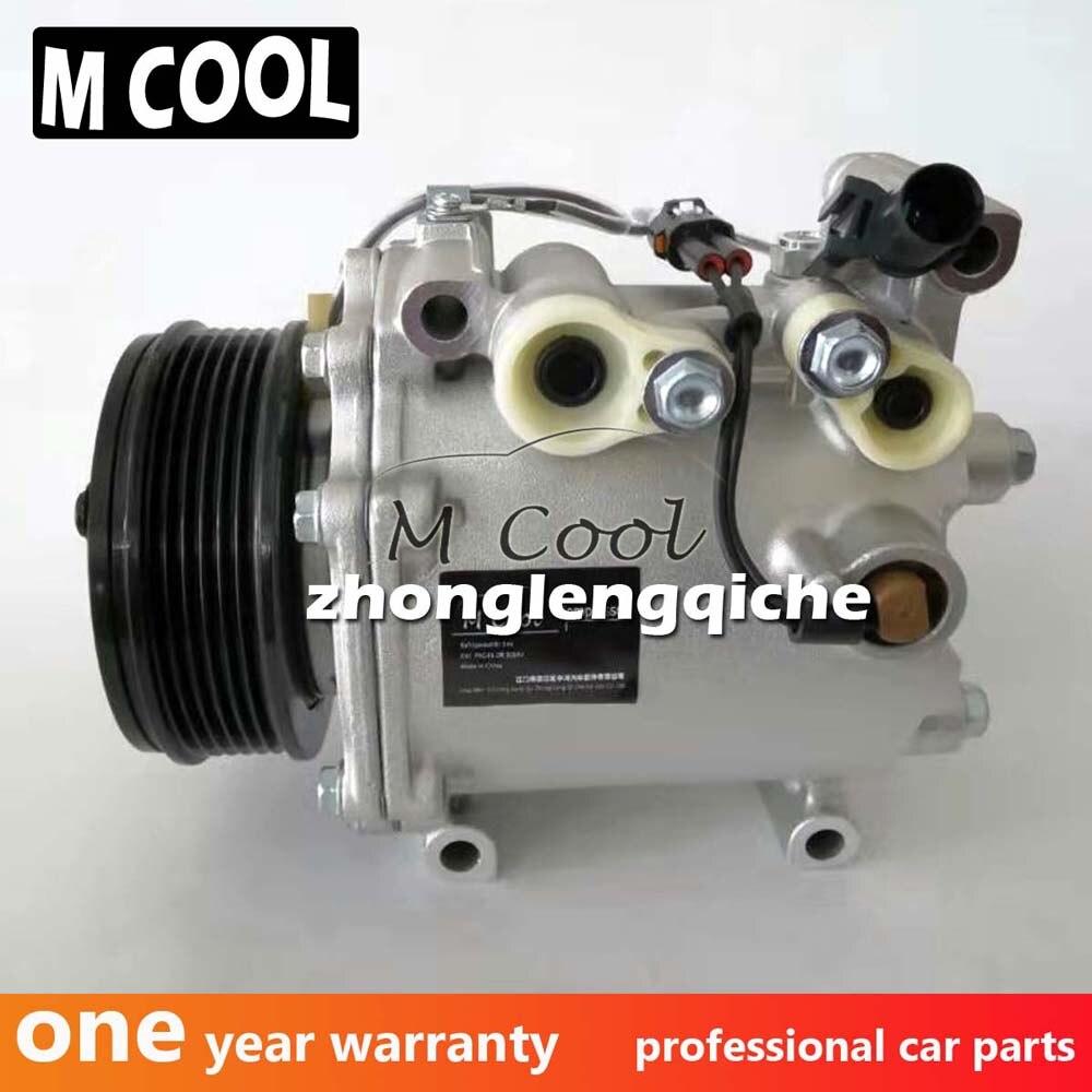 MSC105CA AC Compressor For Mitsubishi Grandis 2.4 For Outlander ZE 2003-2010 MR958873 MR958135 AKC200A560A AKC200A560