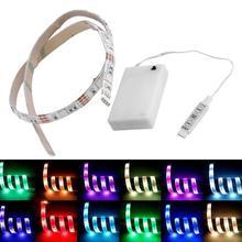 4.5V Batterie à 50CM RGB LED bande lumière imperméable artisanat passe-temps lumière