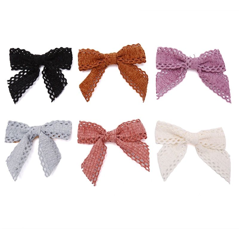 Lovely Girls Hair Pins Toddler Baby Hair Accessories Hollow Out Hair Clip Children Kids Hair Styling