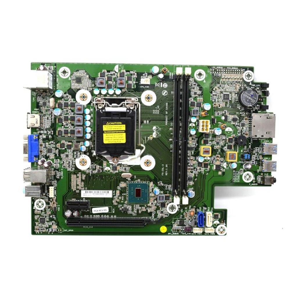ل HP 280 برو G2 SFF AIO اللوحة 901279-001 908959-001 FX-ISL-3 DDR4 1151