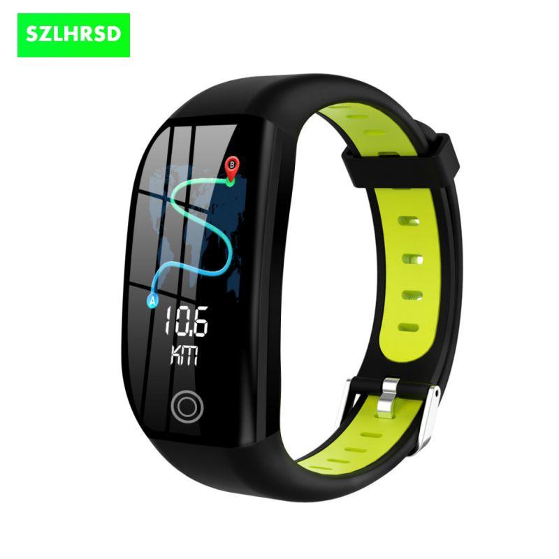 Realme X2 سوار ذكي لتحديد المواقع المقتفي IP68 معدل ضربات القلب ساعة ضغط الدم الذكية الفرقة معصمه realme X50 برو/ممن لهم البحث X2 برو