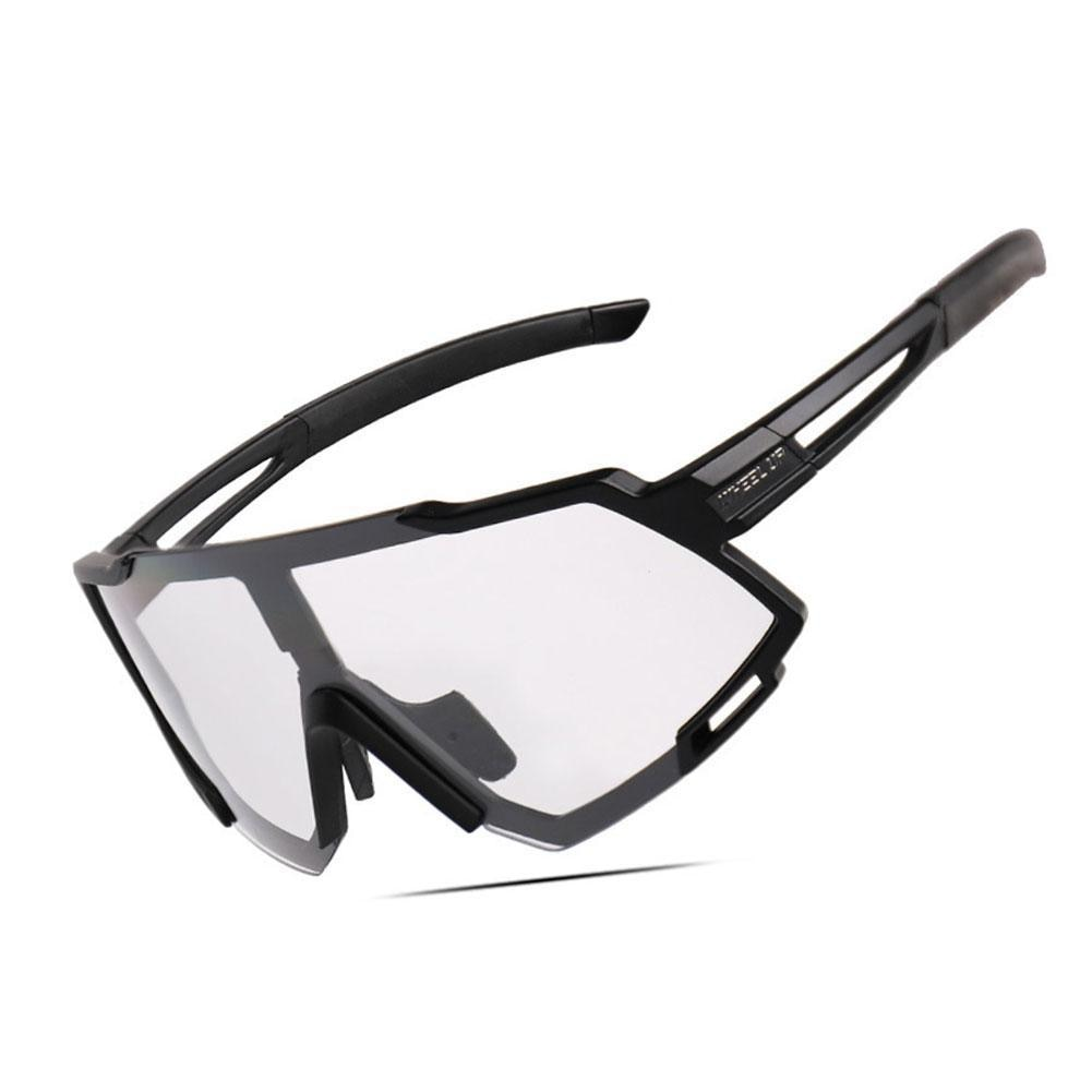 2021 Motorcycle Sunglasses Polarized Sunglasses Trend Riding Glasses Riding Fishing Road Men Glasses Bicycle Mtb Glasses X0X0