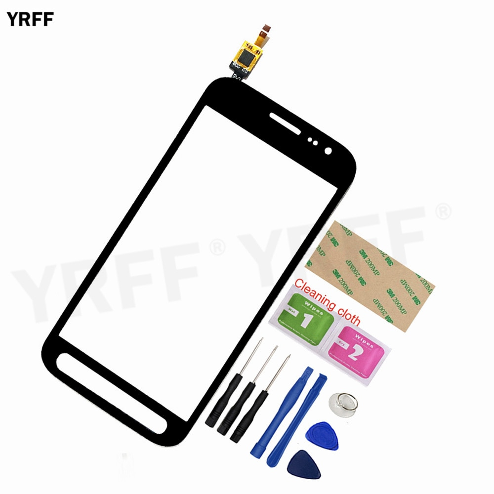 for samsung galaxy core 2 g355 lcd touch screen sm g355h g355h duos digitizer sensor glass display touch panel white black mqnlq G390F Touchscreen For Samsung Galaxy Xcover 4 SM-G390F Touch Screen Digitizer r Sensor Glass Panel Assembly Replacement