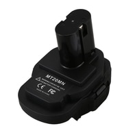 Mt20Mn 18V Lithium Battery To Ni-Mh Ni-Cd Li-Ion Battery Converter Adapter for  Bl1860B/Bl1860/Bl1850B/Bl1850/Bl1840/Bl1