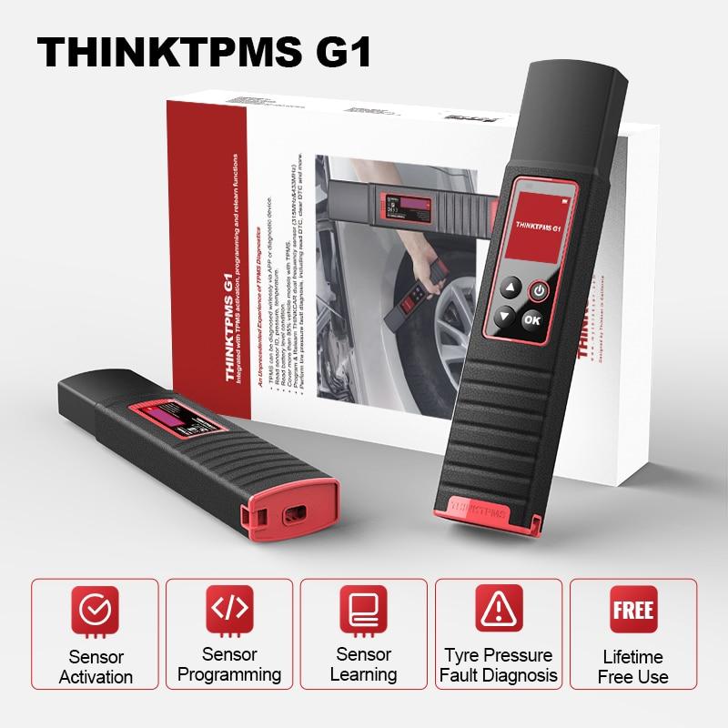 THINKCAR ThinkTool Mini ThinkTool Pro Pros Pros + جهاز تصوير حراري نموذجي عملي نطاق تصوير الفيديو وحدات TPMS G1
