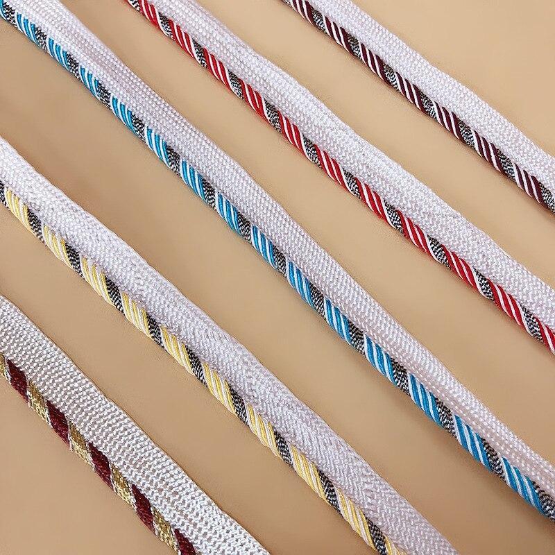 3M, blanco, Azul, Gris, plateado, ribete de cordón de labios, cojín de tapicería, ribete, embellecedor, suministros de costura DIY, Material de accesorios