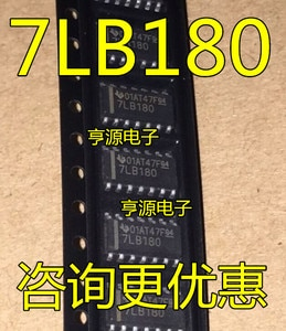 Импортированный из SN75LBC180 SN75LBC180DR 7 lb180 SOP14 пластырь