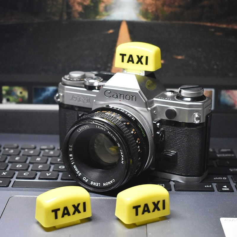 Tapa protectora para zapata en forma de taxi para Nikon Fuji fx Canon Pentax Olympus dslr sin espejo sony A7R2 A7R3 A6000