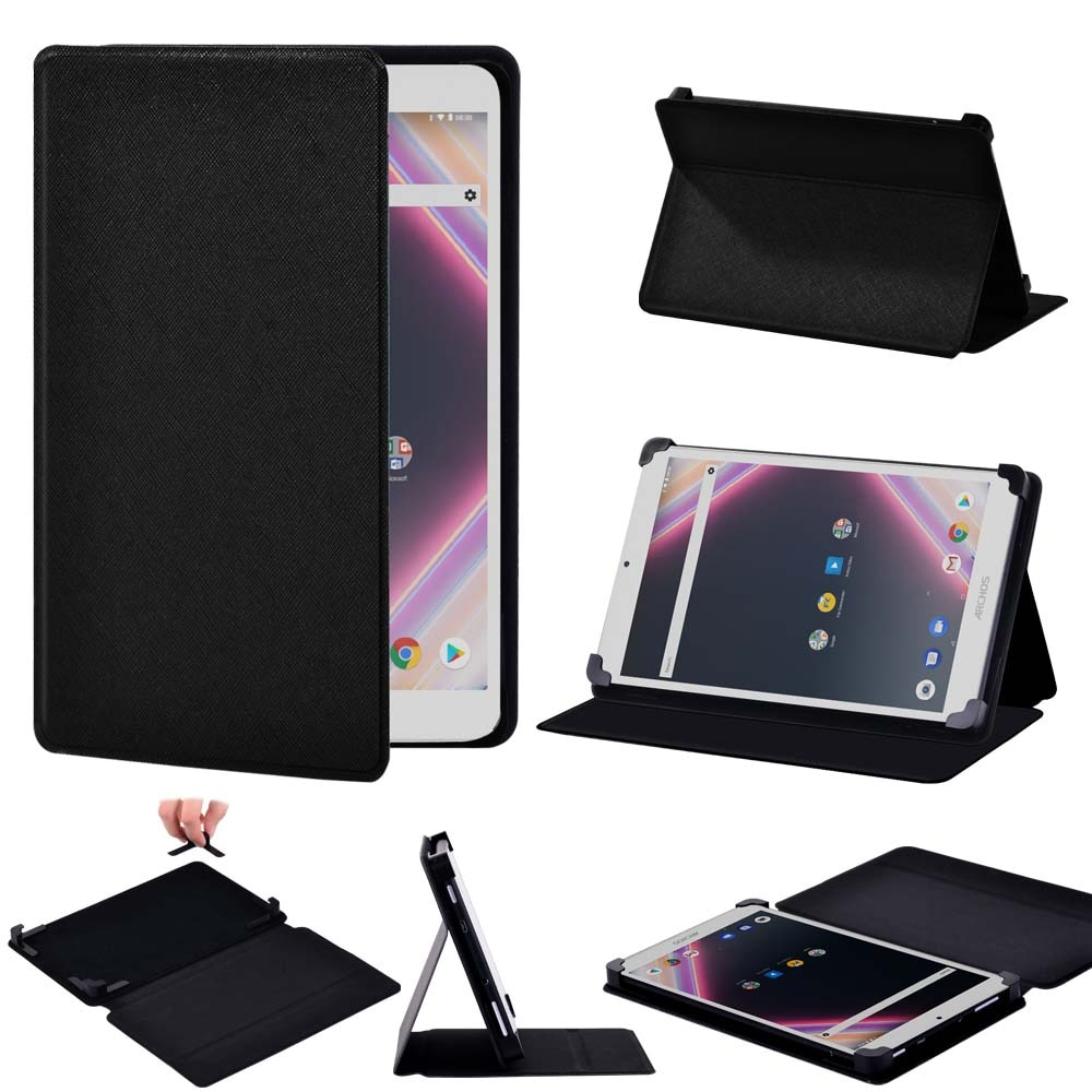 Tablet Case for ARCHOS 101 Platinum/101b Oxygen/101e Neon/access 101 3g/101/101 S/T80/10.1 Inch Leather Tablet Case+ Free Stylus hot in stock archos 50e neon case 6 colors luxury ultra thin leather exclusive for archos 50e neon phone cover tracking