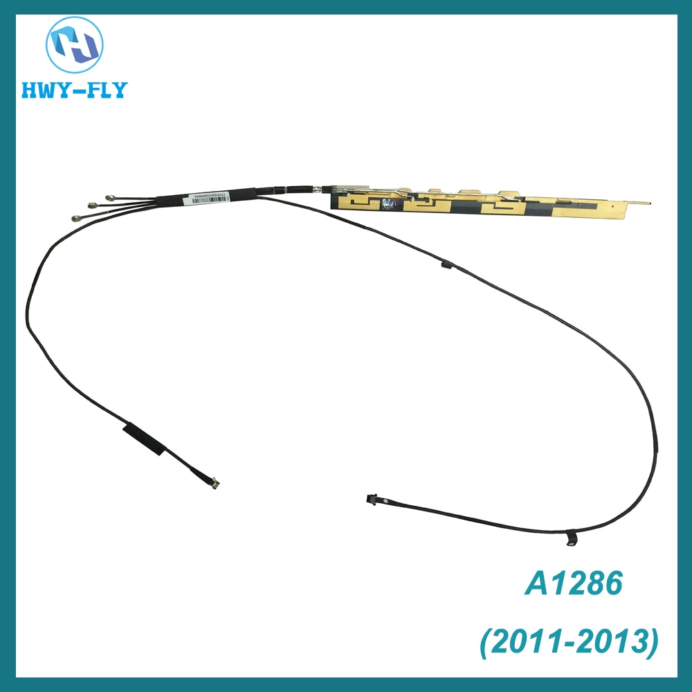 A1286-antena de Cable Bluetooth para Macbook Pro 2011, 2012, 2013, año