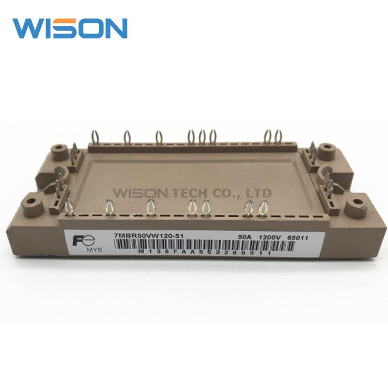 7MBR50VW120-51 7MBR50VW120-50 7MBR35VW120-50, شحن مجاني وحدة أصلية وجديدة