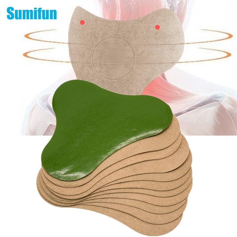 4/8/12/24/36pcs Tiger Balm Wormwood Herbal Sticker Self-heating Knee Neck Back Pain Patch Rheumatoid Arthritis Medical Plaster