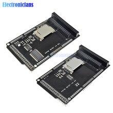 2.8 3.2 pouces TFT/SD Carte Dextension De Bouclier De Développement De Module pour Arduino GRÂCE méga 2560 LCD Module Adaptateur De Carte SD