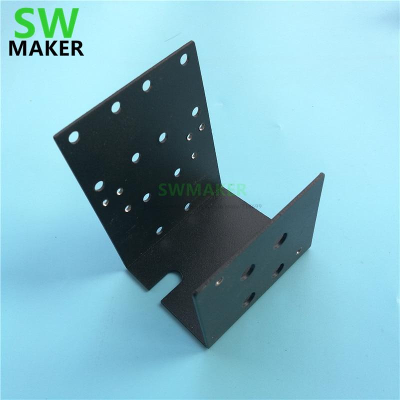 SWMAKER Anet A8/A8 plus все металлические X каретки, экструдер каретки для MK8 экструдер Reprap 3D принтер Prusa i3 3D принтер