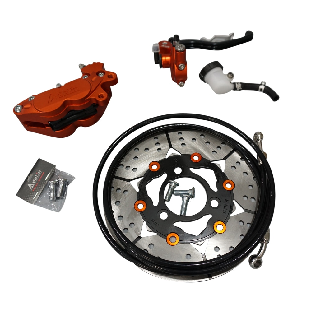 QS Motor 12*3.5inch 5000W 260 V4 motor kits high effctive in wheel hub motor with Kelly controller for electric scooter enlarge