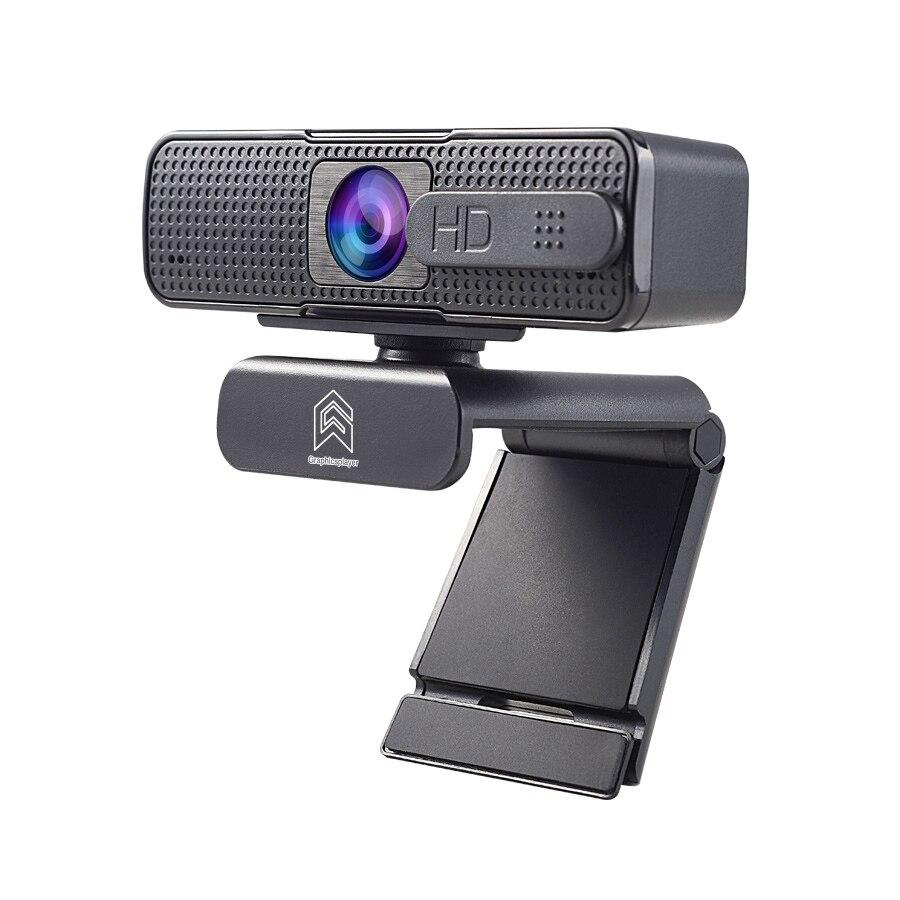 HD веб-камера 1080P компьютер USB камера 1920*1080 Встроенный микрофон видео чат