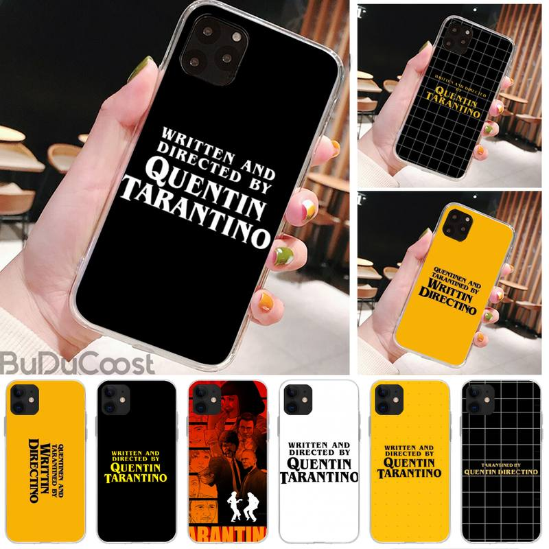 riccu-written-directed-quentin-tarantino-phone-case-for-iphone-11-12-pro-xs-max-8-7-6-6s-plus-x-5s-se-2020-xr-cover