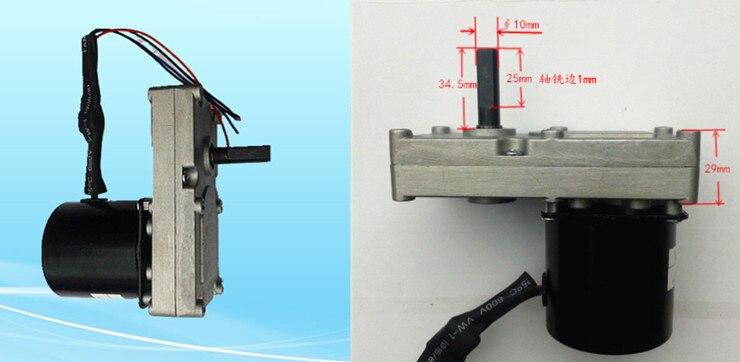 60KTYZ التيار المتناوب المغناطيس الدائم متزامن تباطؤ المحرك/فرن بيليه موقد الموقد تغذية المحرك 220 فولت-240 فولت/50 هرتز
