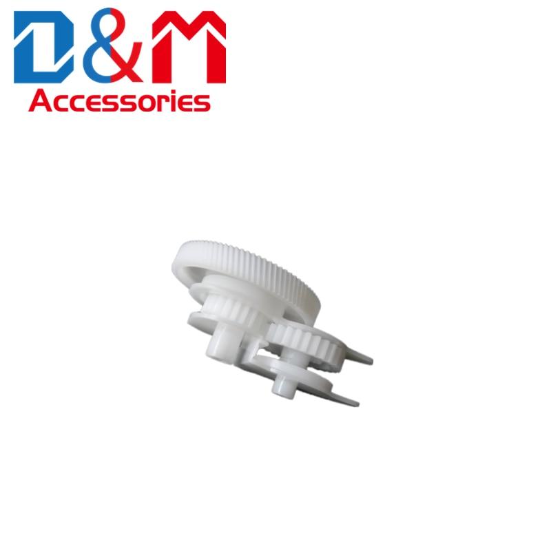Equipo de brazo oscilante RC3-2511-000 RU7-0375 RU7-0374 para HP PRO400 M400 M401 M425 M401a M401d M401dn M425dn M425dw engranaje de accionamiento de fusor 29T