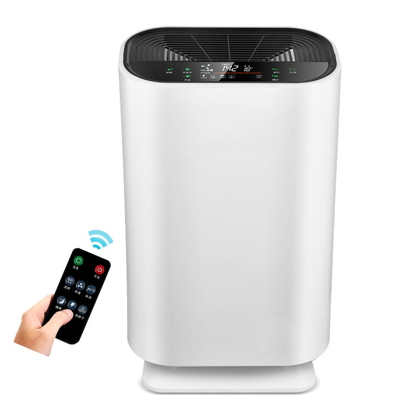 Air Purifier For Removing Smog Home Office Cleaner Negative Ion Remove Formaldehyde Air Purifier Timing Auto Mist Air Freshener air purifier household negative ion air filter portable carry on necklace remove smoke formaldehyde purify air