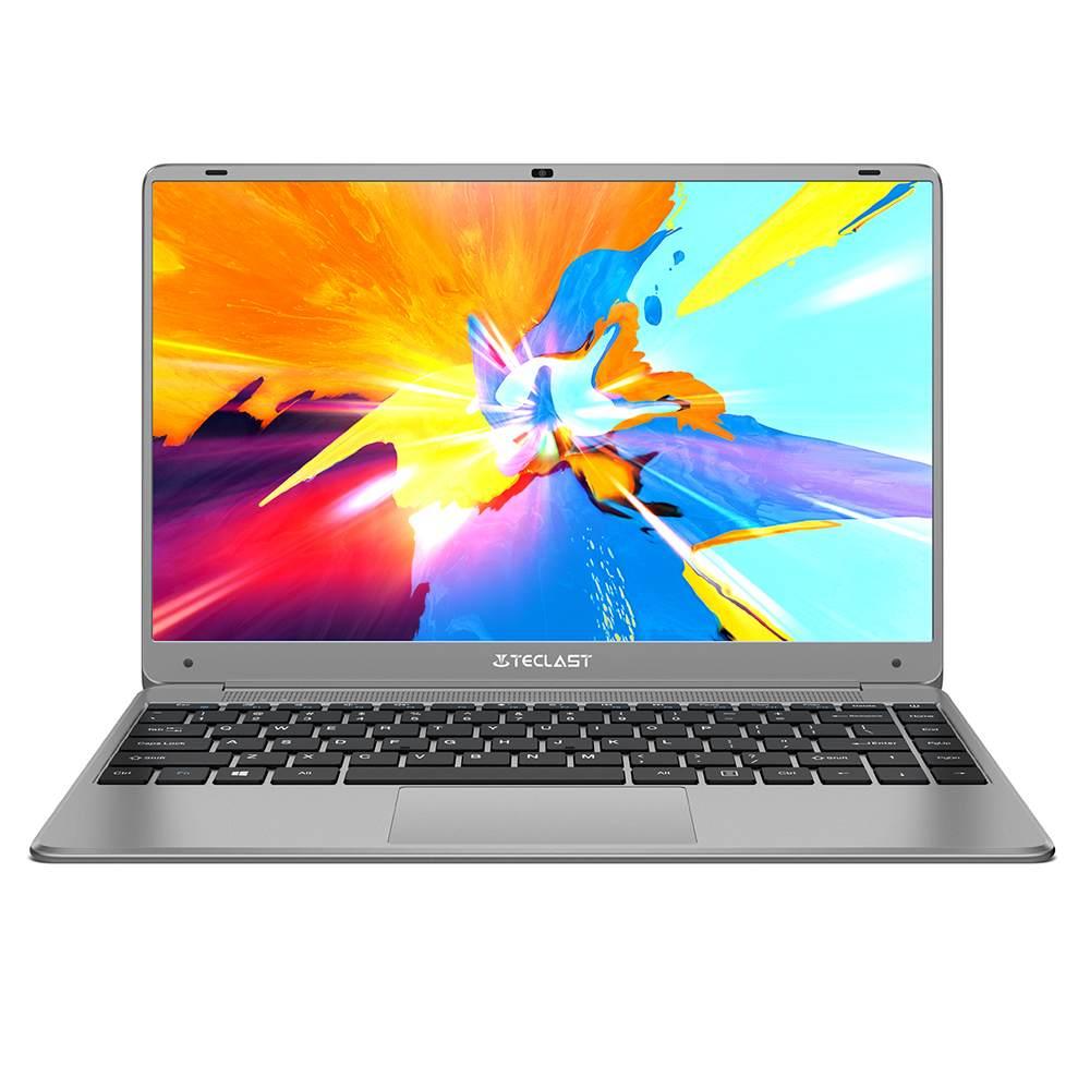 Teclast F7 Plus 3 Laptop 14.1 Inch Notebook Intel N4120 UHD 600 8GB RAM 256GB SSD Windows 10 Notebooks 45600mAh 1920 x 1080 IPS