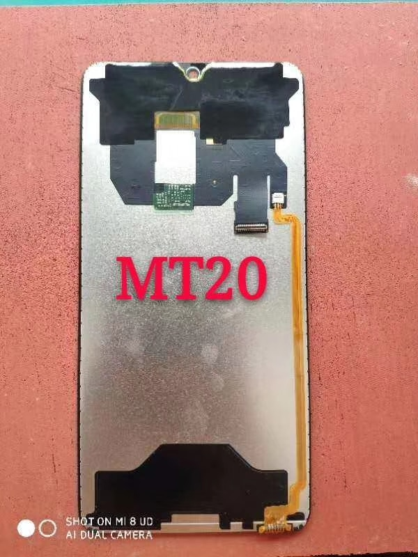 LCD Display + Touch Screen Digitizer Montage Für HUAWEI Mate 20 HMA-AL00