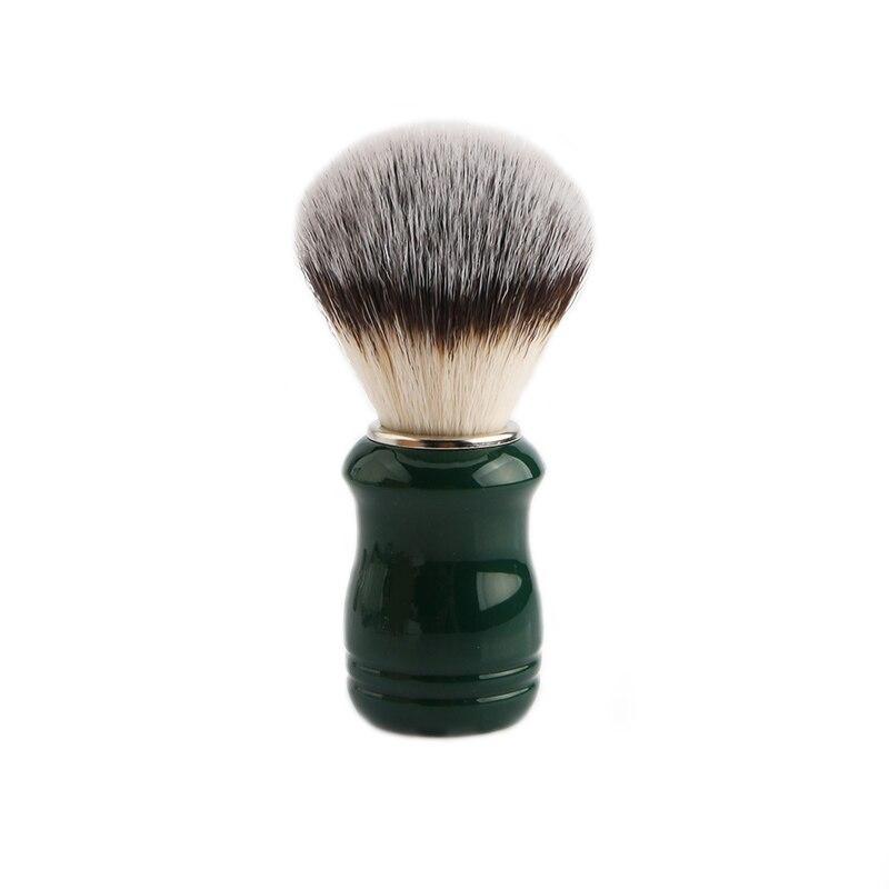 Shaving Brush For Men,ABS Shaving Brush Handle + Synthetic Hair ,Soft Brush Hair Bring You Better Shaving Experience недорого