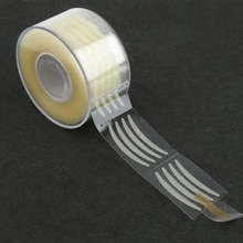 600Pcs Eyes Make Up Eyelid Sticker Double Eyelid Tape Fold Self Adhesive Stickers S Makeup Invisible