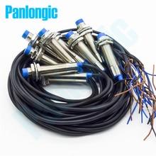 Capteur de proximité inductif M12 10 pièces   Commutateurs 4mm détection PNP
