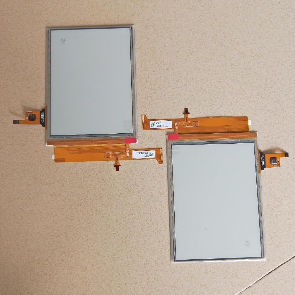 شاشة لمس LCD جديدة مع لوحة لمس ، لـ ED060XH7 ED060XD4 ONYX BOOX Vasco da Gama onyx boox darwin 6 ، قارئ كتب LCD Eink Carta 2
