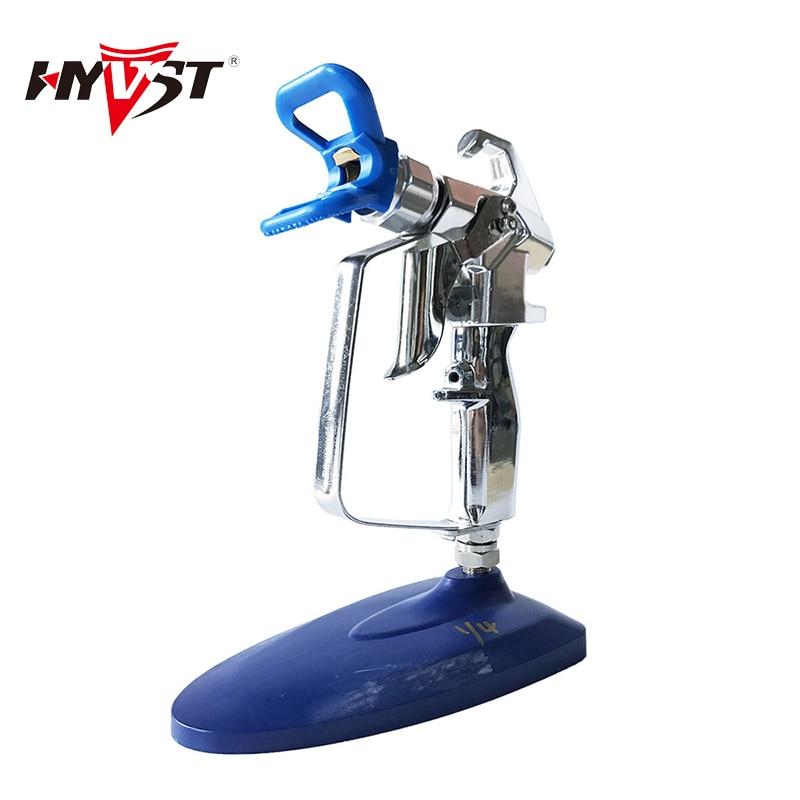 HYVST High Pressure airless paint sprayer gun Contractor  2-finger 3600Psi 24.8MP airless paint spray gun No spraying Machine