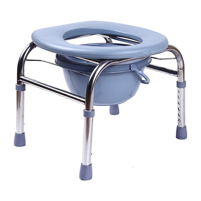 Silla de inodoro para sentarse, taburete de inodoro plegable para ancianos, taburete de baño para mujeres embarazadas, taburete de inodoro en cuclillas que cambian