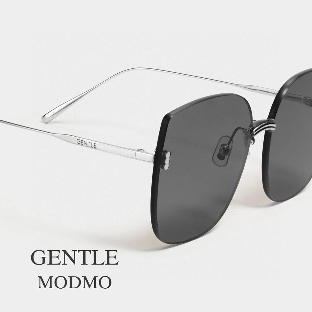 2020 nueva moda gafas GM las mujeres Corea, diseñador de marca, gafas de GM MODMO de las mujeres de los hombres gafas de sol polarizadas UV400 lente