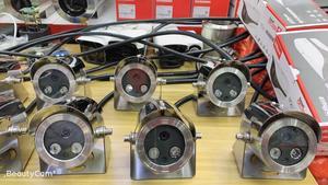 (customized)CCTV Camera Housing Explosion Proof Camera Housing Vandal Proof Box For AHD  IP 4K Camera pcb
