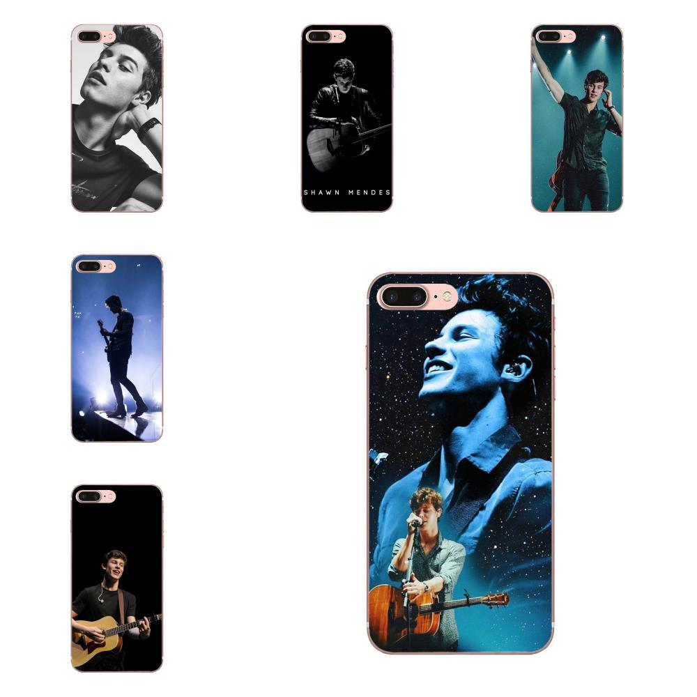 Fashion Skin Thin Case Hit Pop Singer Shawn Mendes Magcon First-rate For HTC U11 Life Capa U11 Plus U 11 U12 Life