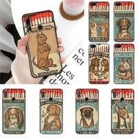 yndfcnb retro matchbox shell phone case for huawei honor 8x 9 10 20 lite 7a 7c 10i 9x play 8c 9xpro