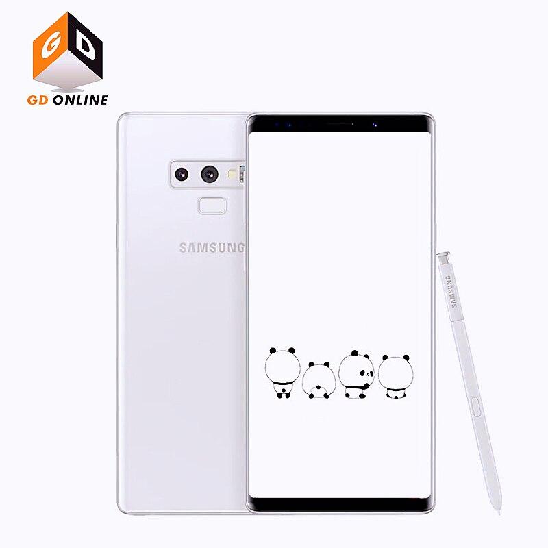 Фото4 - Samsung Galaxy Note9 Note 9 N960U N960U1 6,4 дюйм. 6/8GB RAM 128/512 ГБ ROM Octa Core NFC Snapdragon 845 оригинальный мобильный телефон 4G LTE, мобильный телефон
