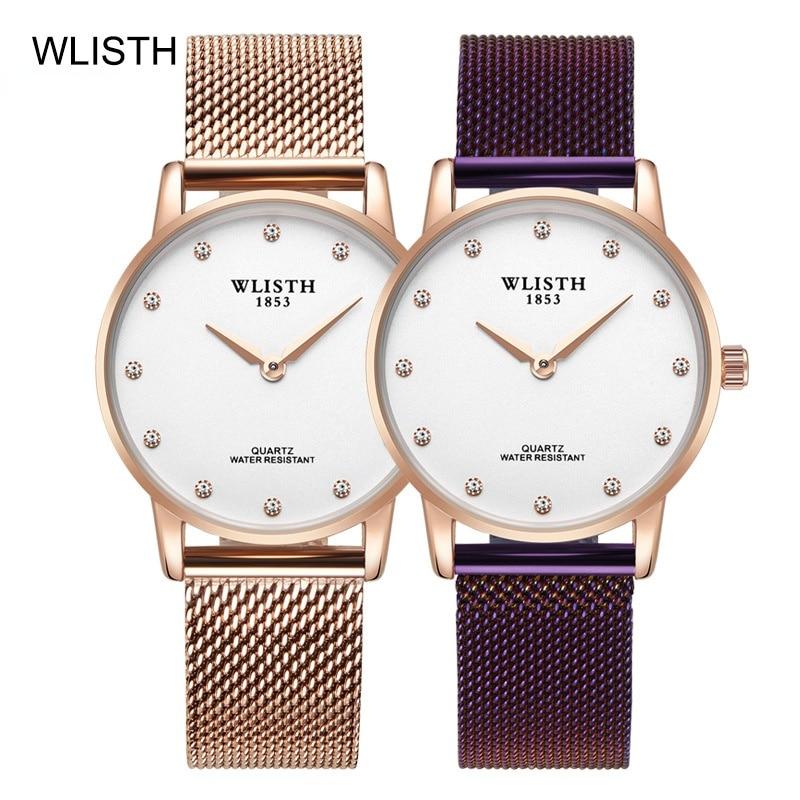 Женские часы, простые женские студенческие женские часы, кварцевые часы, модные темпераментные часы, женские часы