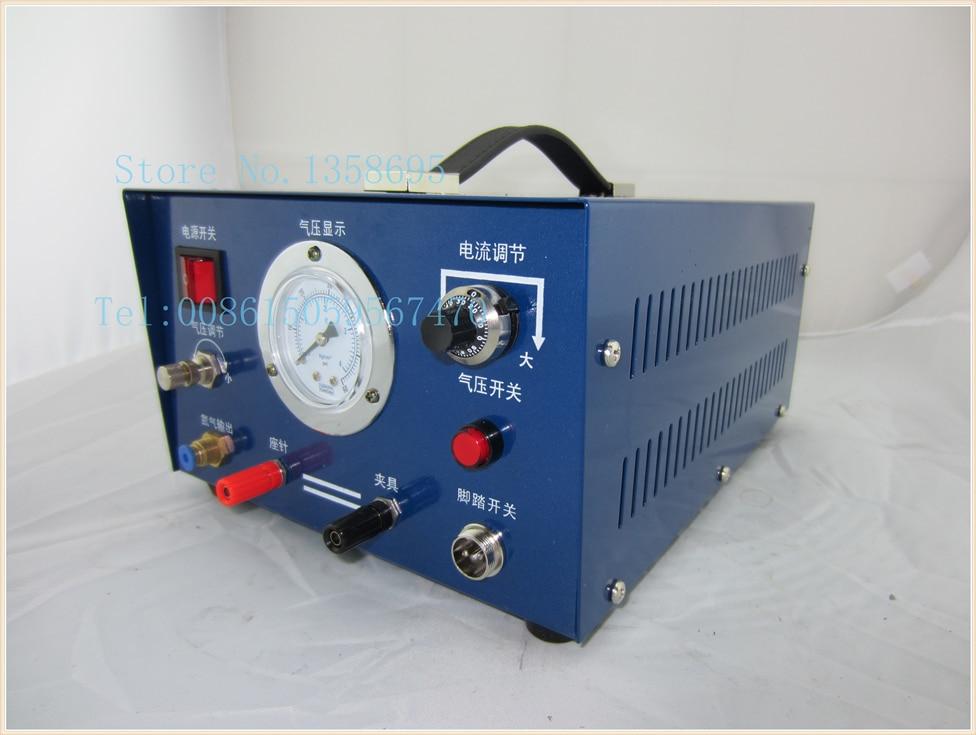 آلة لحام الأرجون الكهربائية الصغيرة ، آلة لحام المجوهرات ، آلة لحام القوس ، 110 فولت