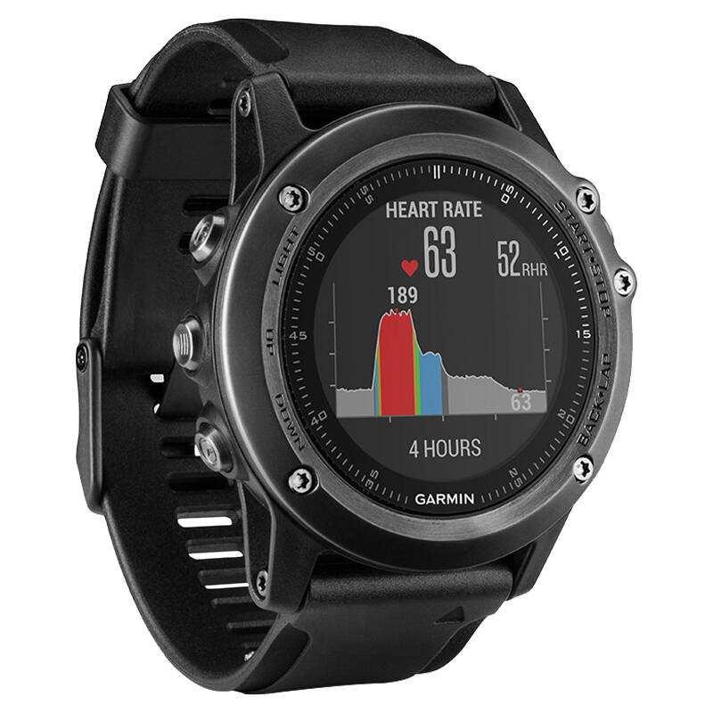 Zycbeautiful ل garmin fenix3 الأصلي تسلق الجبال والارتفاع نظام تحديد المواقع ساعة ذكية رياضية