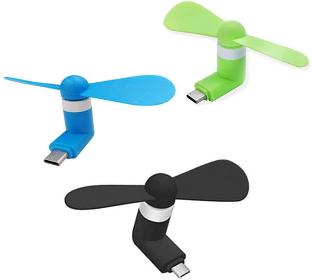 USB MINI Type C Small Fan For Smart Phones For mitsubishi asx tiguan 2017 renault megane 3 hyundai ix35 opel astra g bmw e30