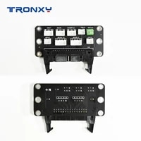 tronxy 3d printer parts adapter board with 82cm 30 pin cable connect to tronxy 3d printer models mainboard 3d print accessories
